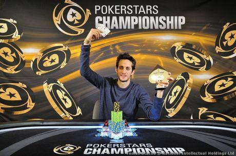 Albert Daher holt das €25,000 Single-Day High Roller in Prag