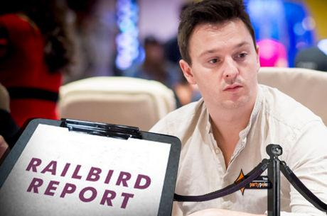Sam Trickett Railbird Report