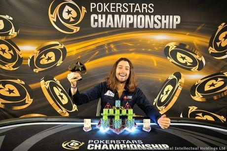Igor Kurganov holt das €25,500 Single-Day High Roller II in Prag