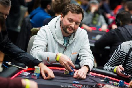 Pokerstars Championship Prag Tag 4: Michal Mrakes vorne