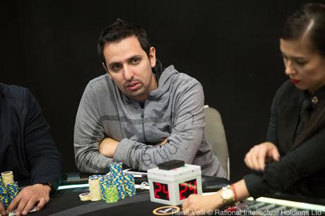 Sergio Aido lidera el High Roller del PokerStars Championship Praga