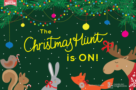 Find the Lost Christmas Animals and Win Casino Bonuses!