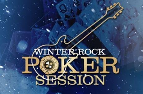 """Winter Rock Poker Session"" Klaipėdoje"