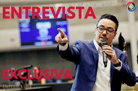 Ueltom Lima em Entrevista Exclusiva ao PokerNews