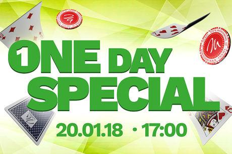 €30.000 beim One Day Special im Montesino