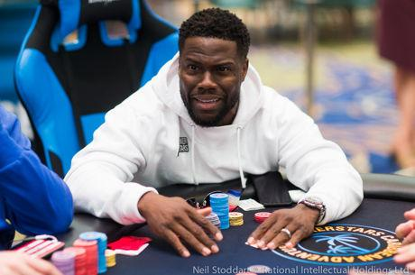 Kevin Hart in the Craziest Hand of Poker You'll See All Year