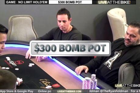Bomb Pot - Kolejna innowacja w grach cash!