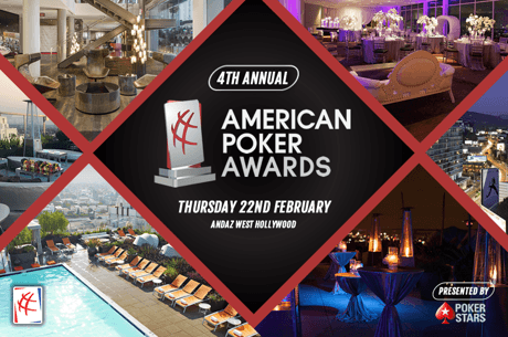 American Poker Awards am 22. Februar