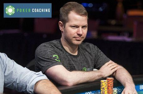 Poker Coaching with Jonathan Little: Flopping Top and Bottom Pair