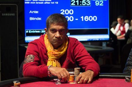 Rakesh Lalwani Bags Top Stack on Day 1b of MPNPT Morocco Main Event