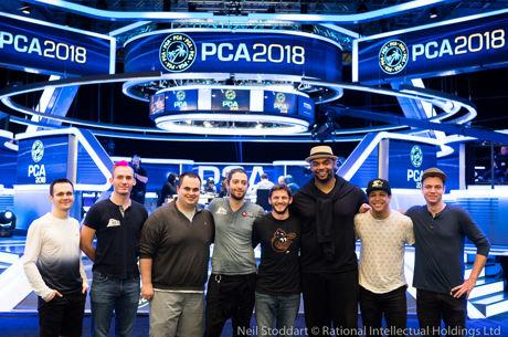 Jonathan Jaffe Leads Final 8 in PCA $25,000 High Roller