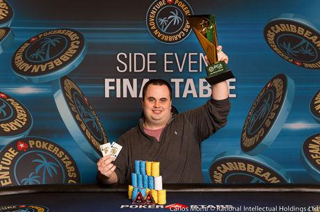 Christopher Kruk Wins PCA $25,000 High Roller