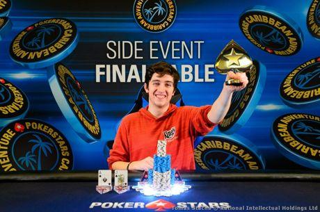 Almedin Imsirovic Wins $10,000 Single-Day High Roller for $160,050