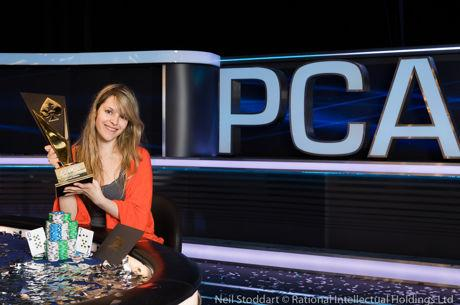 Maria Lampropulos Wins the 2018 PCA Main Event for Over $1 Million