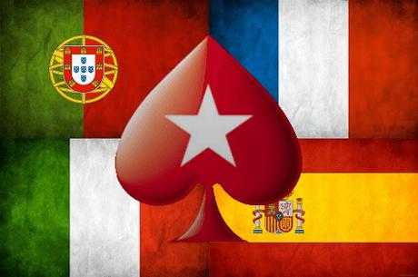 PokerStars Incentiva Portugal e Itália a Juntarem-se ao Recém Mercado Partilhado