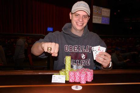 Un ex-prodige du poker online reconvertie en trader s'offre une bague WSOPC et 332.589$