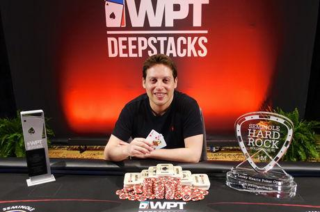 Scott Baumstein Wins WPTDeepstacks Hollywood