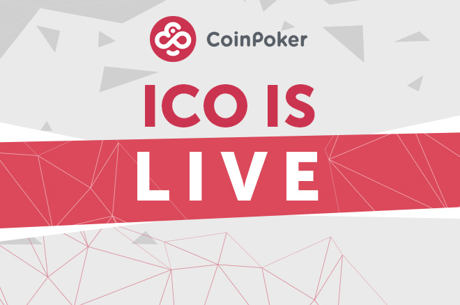 CoinPoker Stage I ICO Has Begun