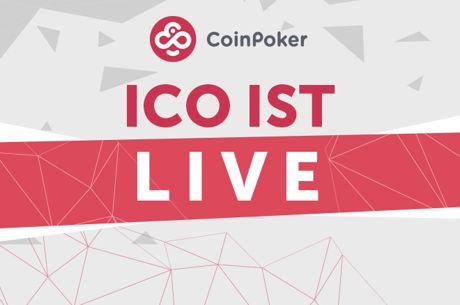CoinPoker Stage I ICO hat begonnen