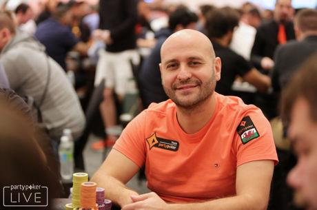 Sunday Briefing: Roberto Romanello Reaches Two POWERFEST Final Tables!