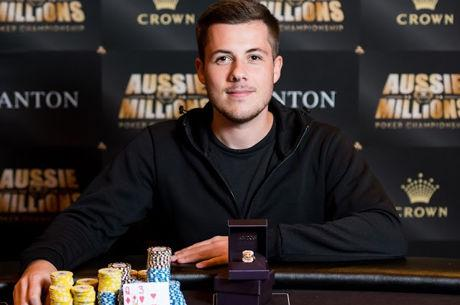 Benedikt Eberle Wins Aussie Millions Opening Event for A$315,295