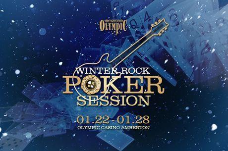 "Klaipėdoje startuoja ""Winter Rock Poker Session"""