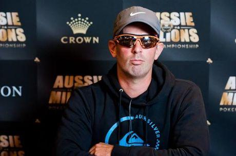 Jason Brown besiegt Thomas Mühlöcker beim Aussie Millions Event #3