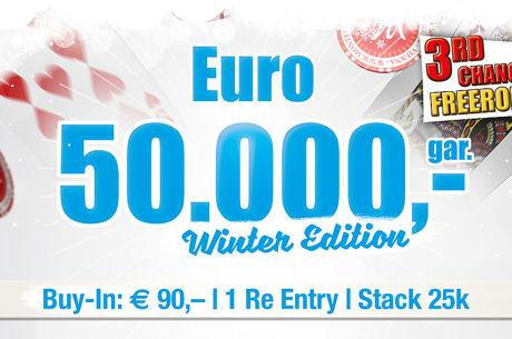 € 50.000 garantiert Winter Edition im Montesino