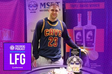 LFG Podcast #3: MSPT Season 8 Player of the Year Chris Meyers