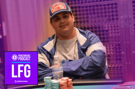 "LFG Podcast #2: East Coast Grinder Joey ""Mush"" Galazzo on 2017 Heater"