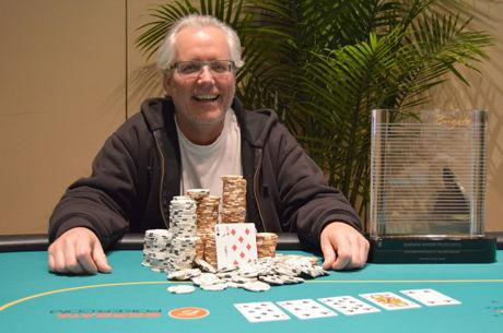 Local Player Jim Roberts Tops Field of 4,515 at Borgata for $378,391