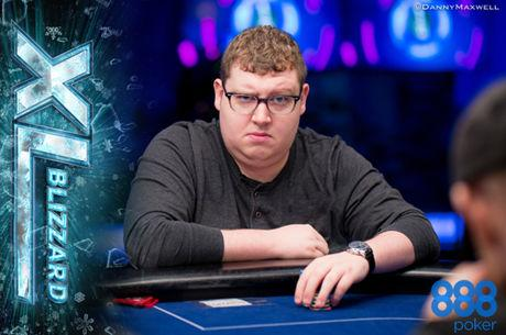 888poker XL Blizzard: Parker Talbot am High Roller Final Table