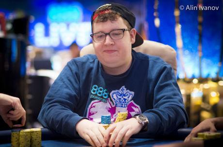 The Strange Turn Lead: Tournament Hand Analysis with Parker Talbot