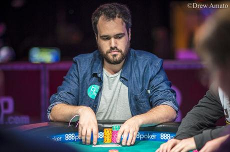 Bernardo Dias Vice no XL Blizzard #19 do 888poker & Mais