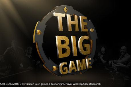 Get Ready for the partypoker Big Game Challenge