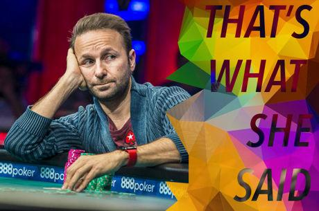 That's What She Said: The Epidemic of Boring Poker (and What to Do About It)