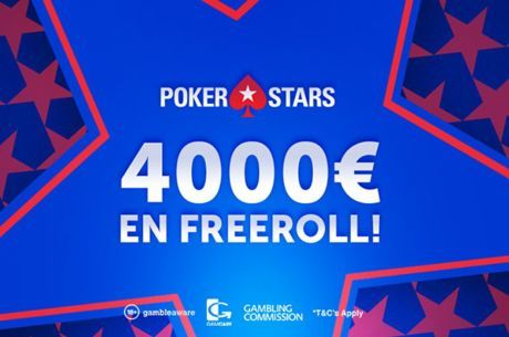 Exclusif PokerNews : 16.000€ à gagner sur PokerStars