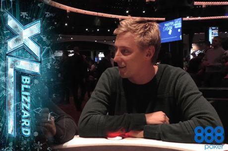 888poker XL Blizzard: Jans 'Graftekkel' Arends Denied Second Title