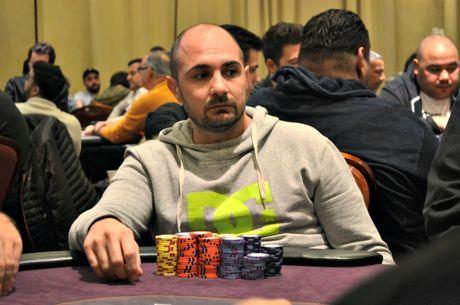 WSOP International Circuit Marrakech: Garcia Lorca consigue el liderato