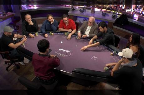 Pocket Kings in Peril on 'Poker After Dark'