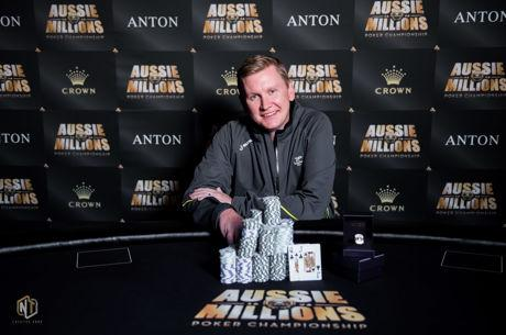 Aussie Millions : Ben Lamb et Jan-Eric Schwippert se partagent 1 million de dollars