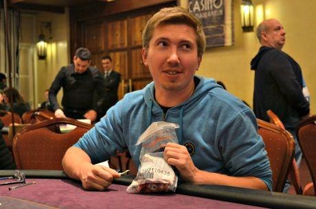 WSOP International Circuit Marrakech: Vladimir Shabalin Shaking Things Up