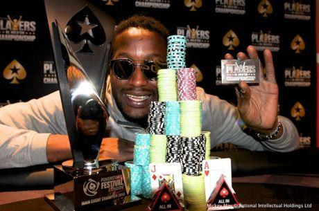 Kalidou Sow wins PokerStars Festival London Main Event
