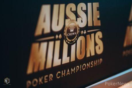 Aussie Millions Announces 2019 Schedule Featuring 26 ANTON Ring Events
