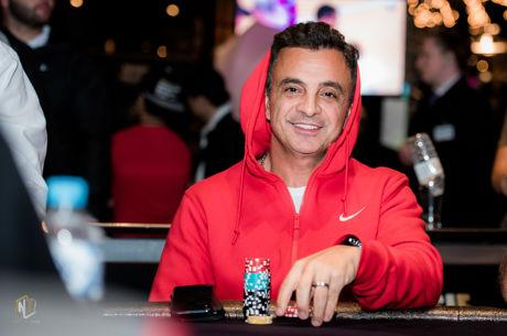 Hachem Survives Aussie Millions Day 1b, Shane Warne Falls
