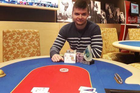 """""""Winter Session"""" Klaipėdoje: pagrindinį turnyrą laimėjo Airidas Stažys"""