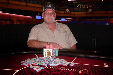 Sam Washburn wins WSOP Circuit Horseshoe Tunica Main Event
