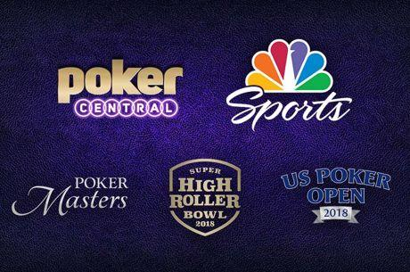 NBC Sports and Poker Central Announce Extended and Expanded Partnership