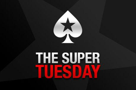 Forras Online: FERRIS243 2º no $1,050 Super Tuesday ($41,271)