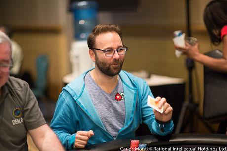 US Poker Open : Daniel Negreanu prend les paris et pique Phil Hellmuth, Ben Pollak relève le...